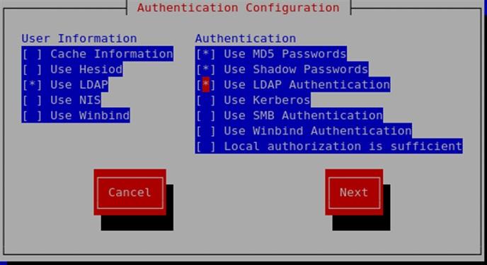 Dịch vụ LDAP trên Linux - sinhvientot net